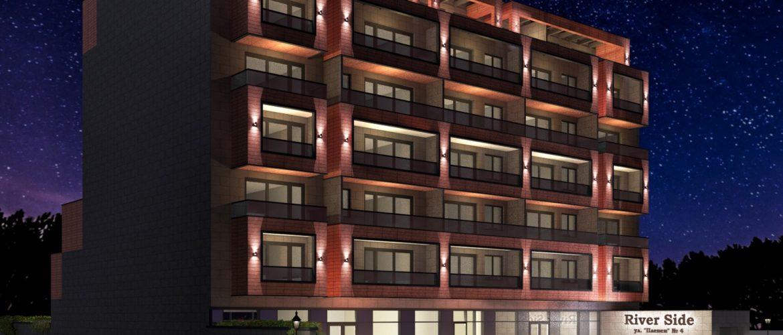 River Side - Жилищен комплекс - Пловдив - апартаменти